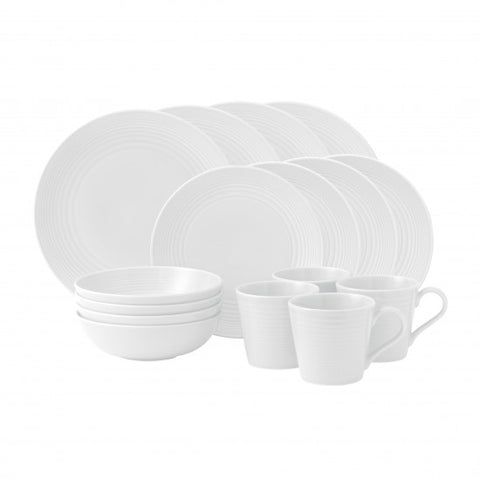 Gordon Ramsay Maze Dinnerware 16 Pc. Set