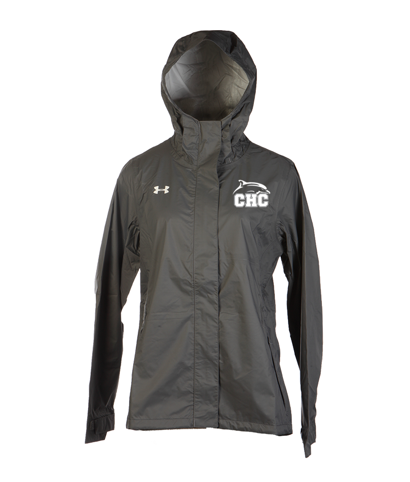 UA Grey Ace Rain Jacket - Women's