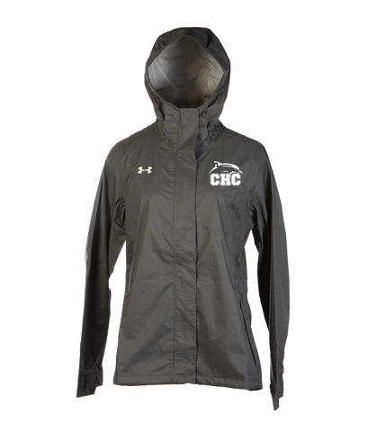 UA Grey Ace Rain Jacket - Men's