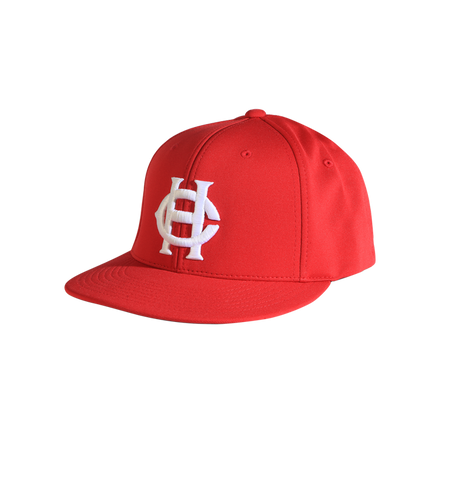 Richardson Red Pulse FlexFit Baseball Cap