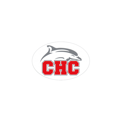 CHC Dolphin Sticker