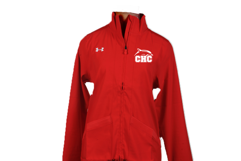 UA Red Pregame Woven Jacket - Women's