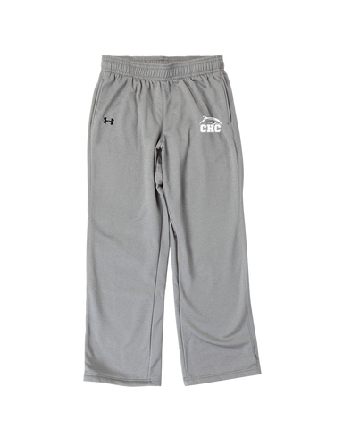 UA Grey Storm Armour Fleece Pant - Women's
