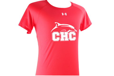 UA Short Sleeve Locker T - Women's
