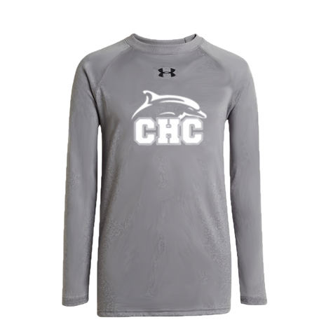 UA Youth Long Sleeve Locker Tee