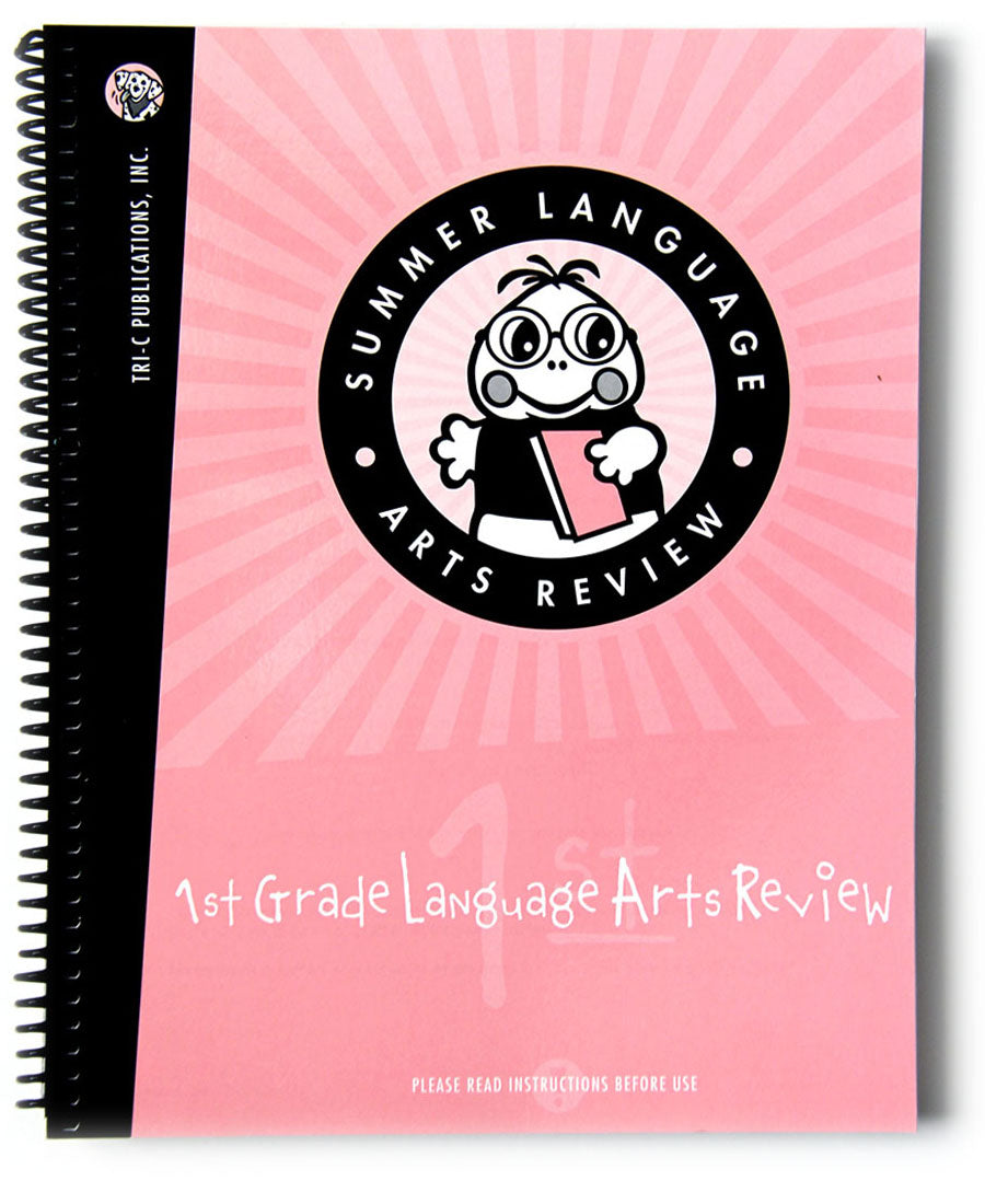 1st Grade - Summer Language Arts Review