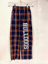Load image into Gallery viewer, Bulldogs Flannel Pants - Adult