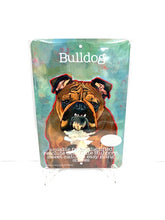 Load image into Gallery viewer, Bulldog Trait Tin Sign