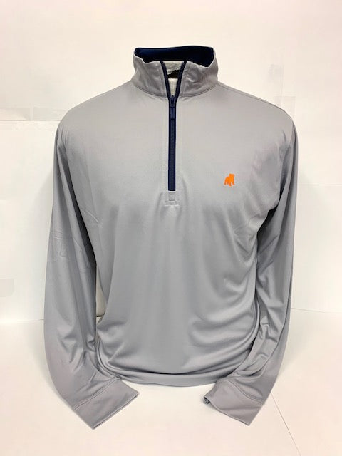 Quarter Zip Performance Pullover by Horn Legend