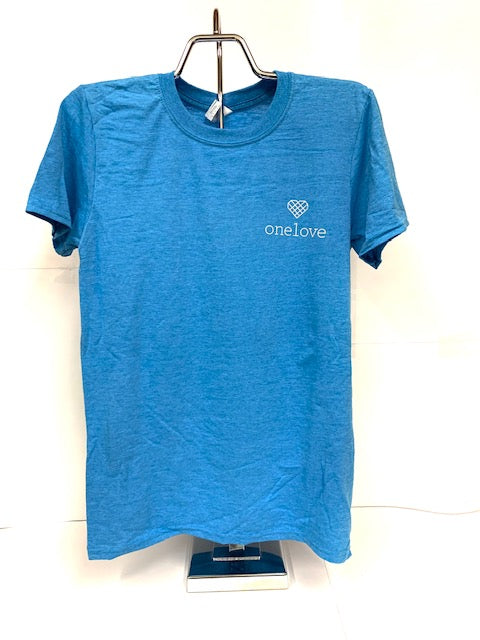 LAX for LOVE Short Sleeve T-Shirt