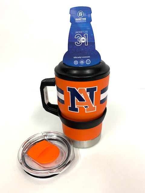 3-in-1 Tumbler / Coffee Mug / Can and  Bottle Holder
