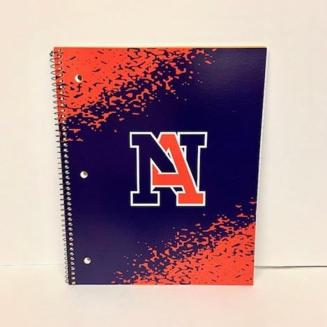 NA Spiral Notebook - 1 Subject