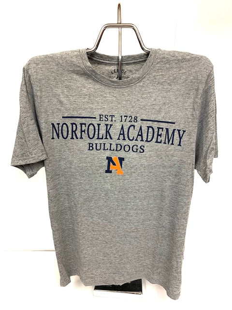 Norfolk Academy Repreve T-Shirt by League
