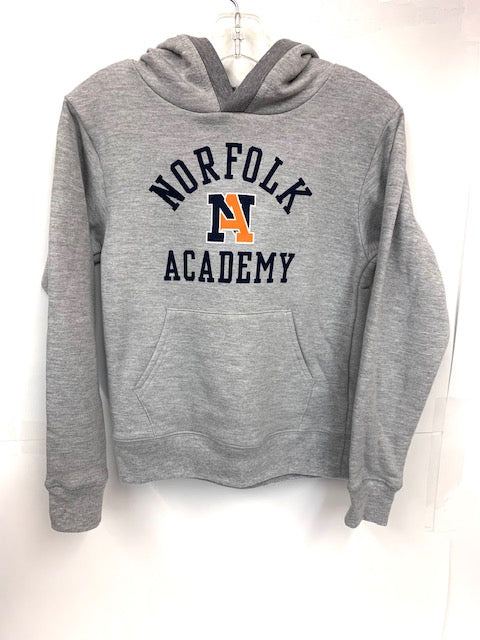 Norfolk Academy Hooded Sweatshirt by League - Youth