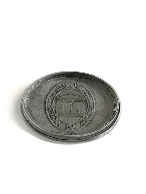 Norfolk Academy Seal Paperweight