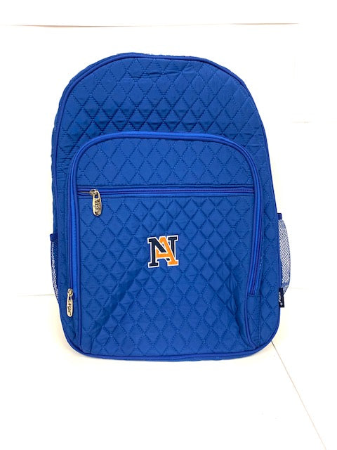 NA Quilted Backpack