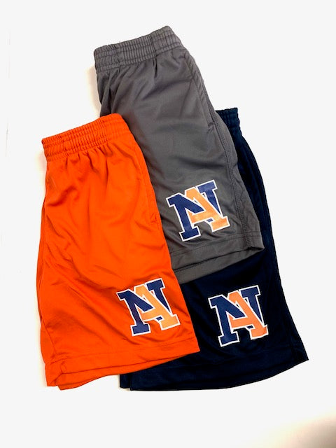 NA Tek Basic 2 Pocket Short - Youth