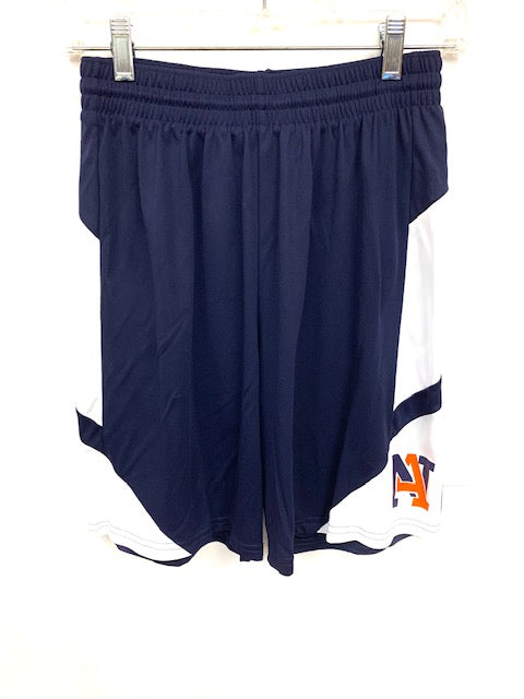 Stepback Block Panel Athletic Short