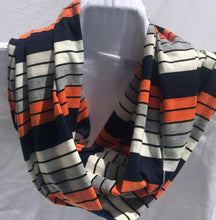 Load image into Gallery viewer, Team Spirit Infinity Scarf - 3 Colorways