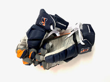 Load image into Gallery viewer, UA Custom Norfolk Academy Men's Lacrosse Gloves