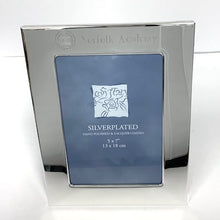 Load image into Gallery viewer, Silver Plated Norfolk Academy Frames