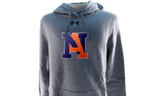 UA Team Rival Fleece Hoody- Men's