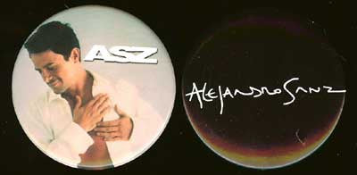 Alejandro Sanz Two Button Set
