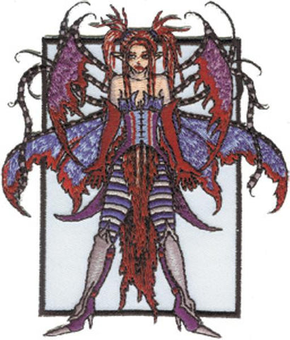 Amy Brown Iron-On Patch Bedlam Fairy