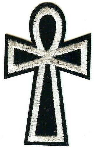 Ankh Iron-On Patch