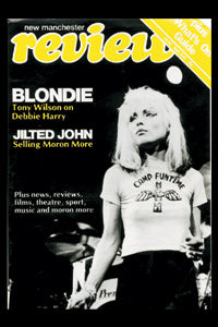 Blondie Magnet Debbie Harry Review Cover