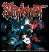 Slipknot Vinyl Sticker Mayhem Logo