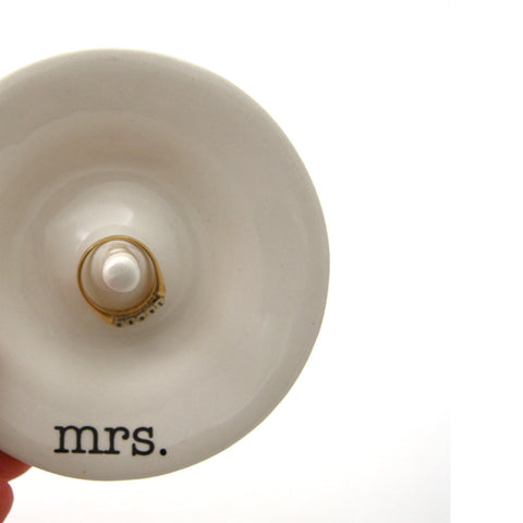 Mrs. Ring Holder