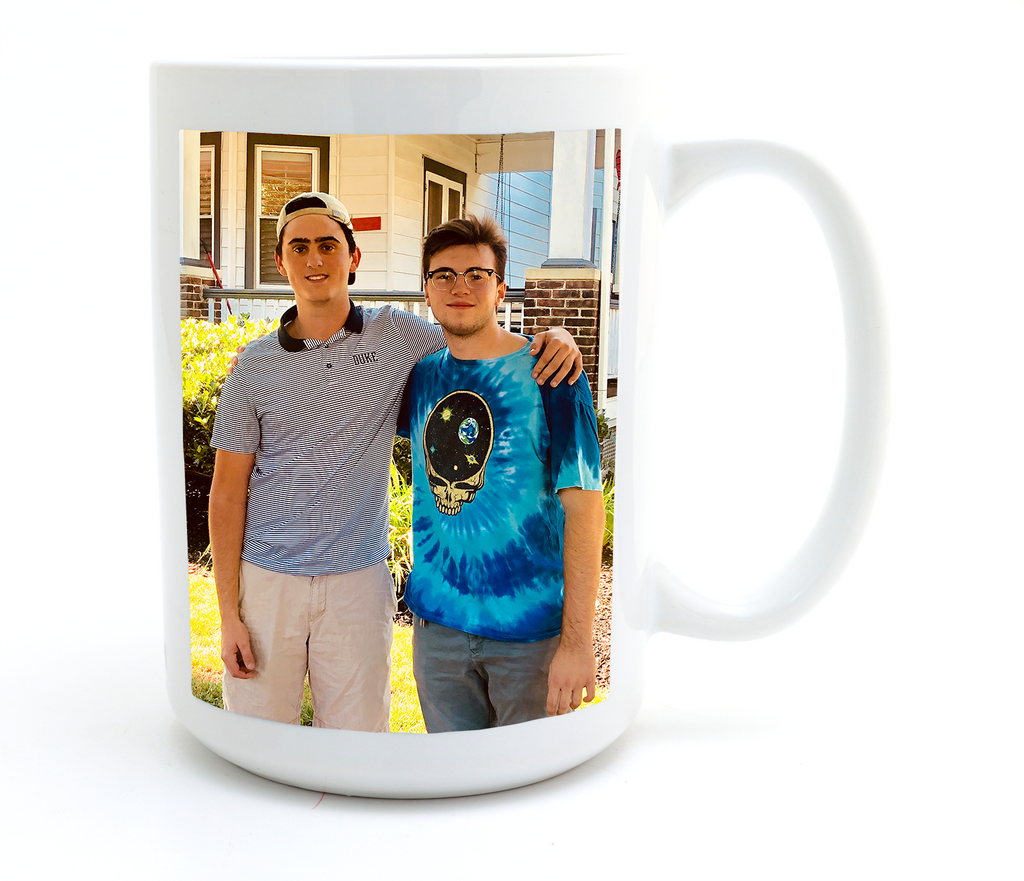 Personalized Photo or Graphic Mug