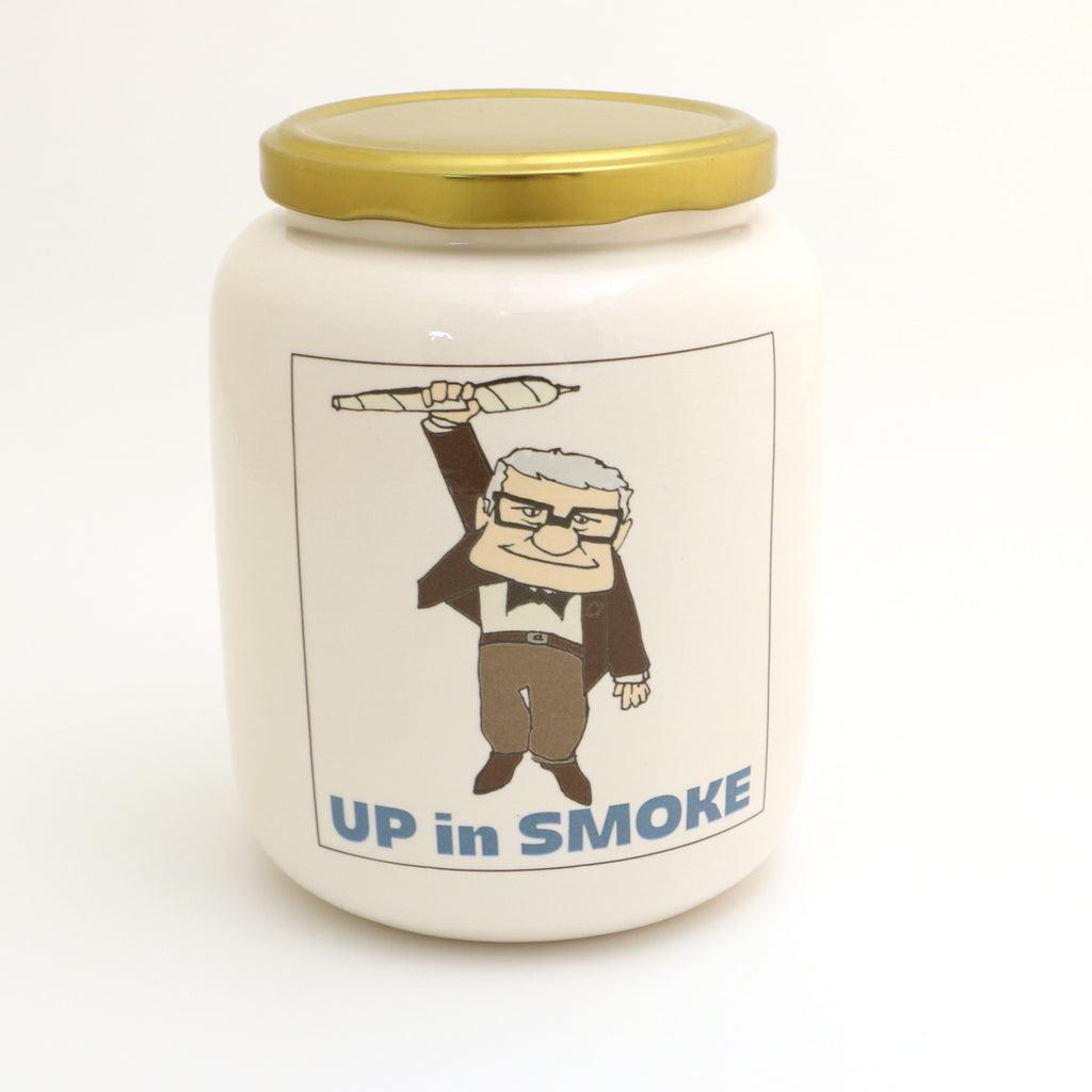 Up in Smoke, parody mash up, stash jar