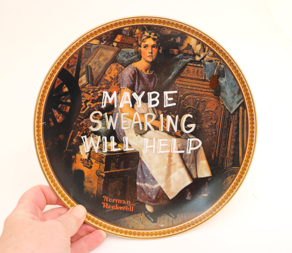 Maybe Swearing Will Help, Dirty Dishes Collection