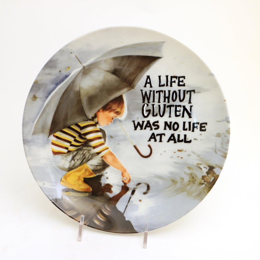 A Life Without Gluten, Dirty Dishes Collection