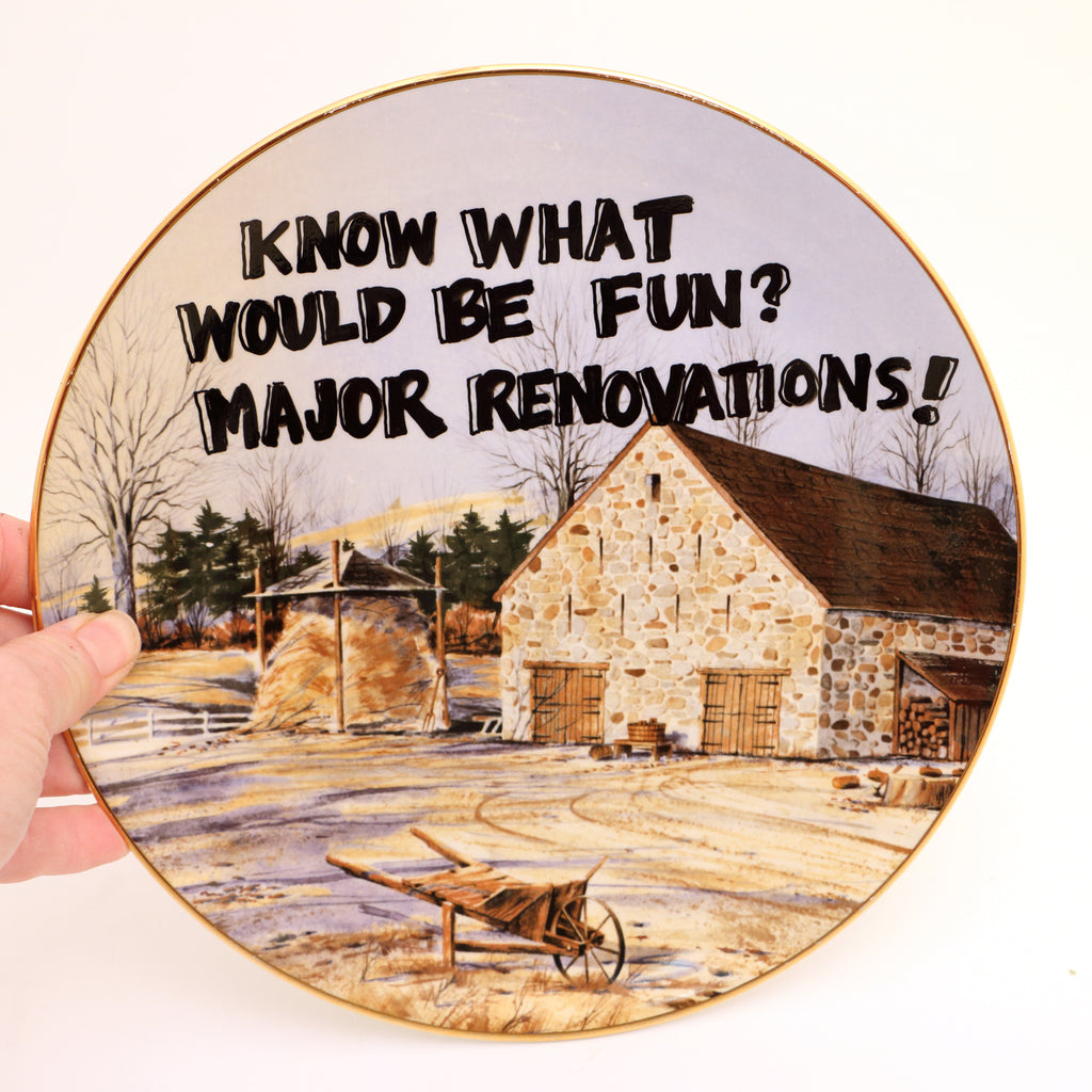 Major Renovations, Dirty Dishes collection