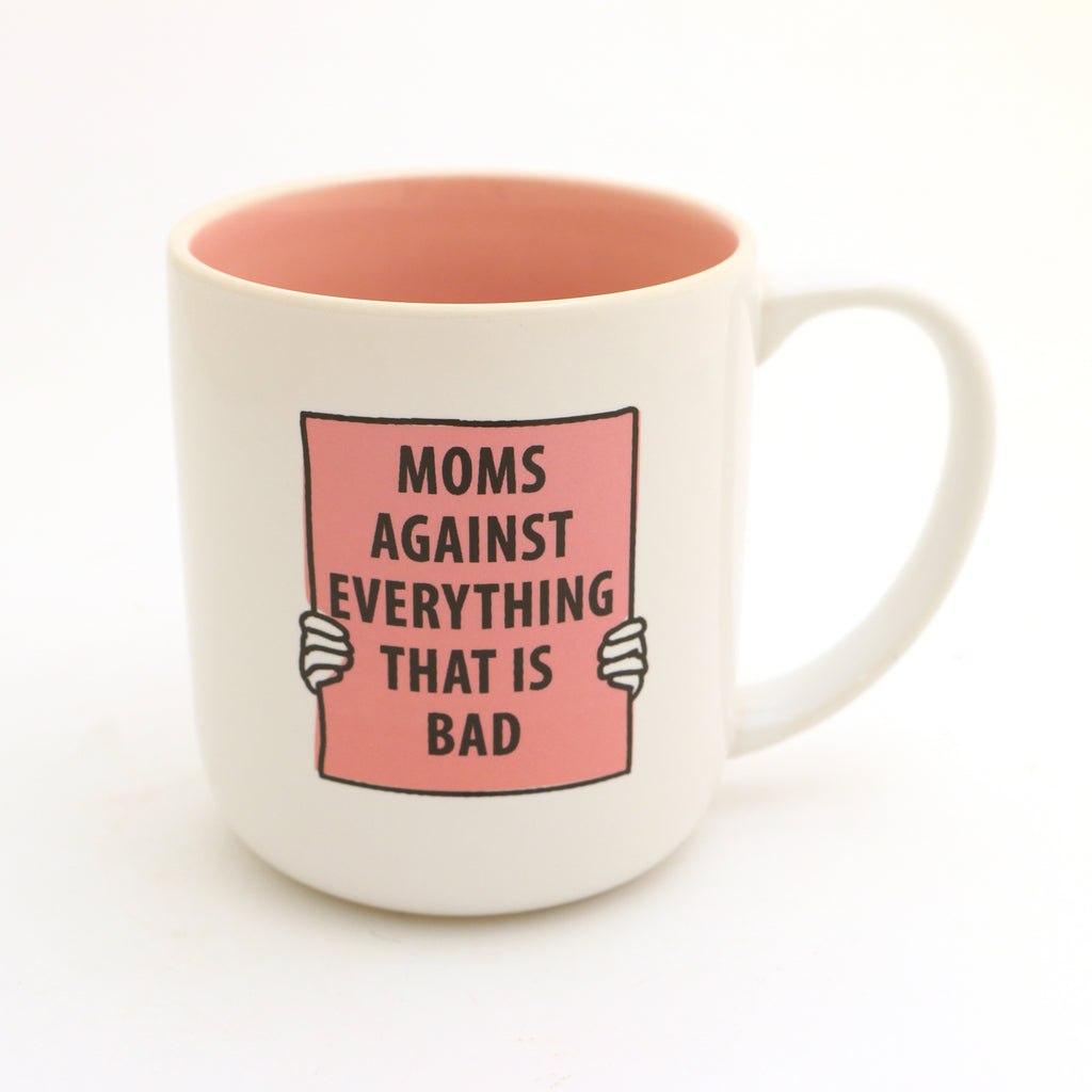 Mom Protest Mug - Mom Reclaim Your Time