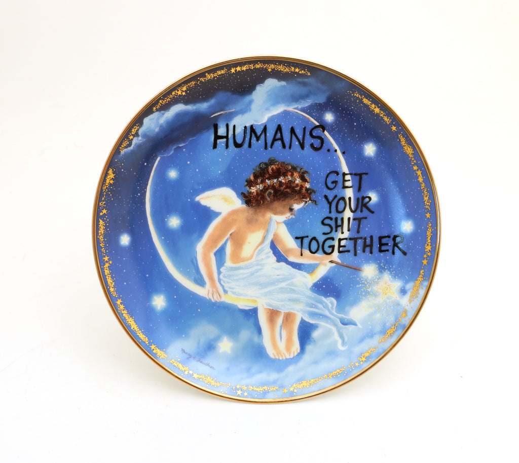 Humans Get Your Sh*t together, mature language,  Dirty Dishes Collection