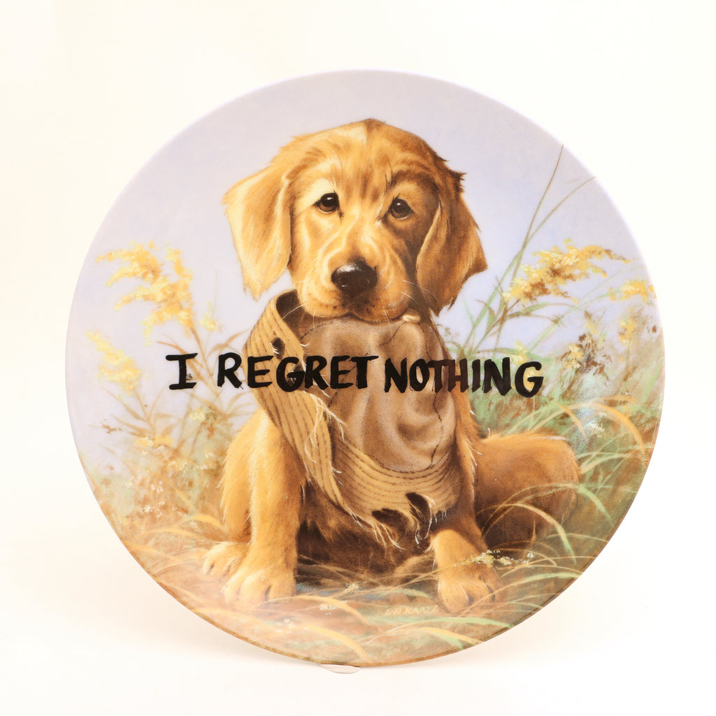 I Regret Nothing, Puppy,  Dirty Dishes Collection