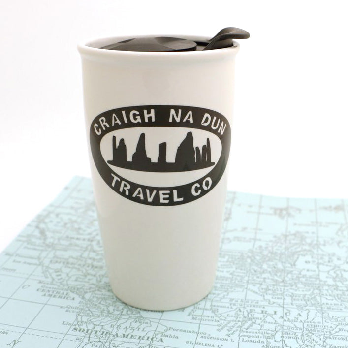 Craigh Na Dun Outlander Travel Mug