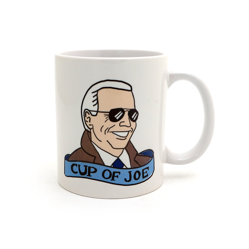 Cup of Joe - Joe Biden Campaign Mug