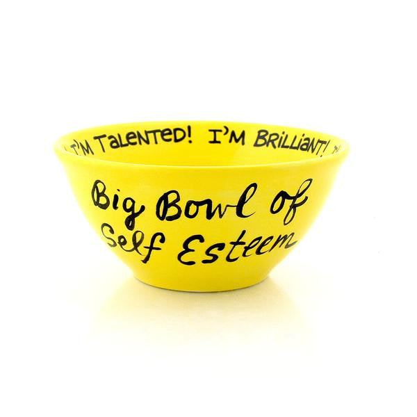 Start your day off right with a little inspiration.  Use this bowl first thing in the morning and