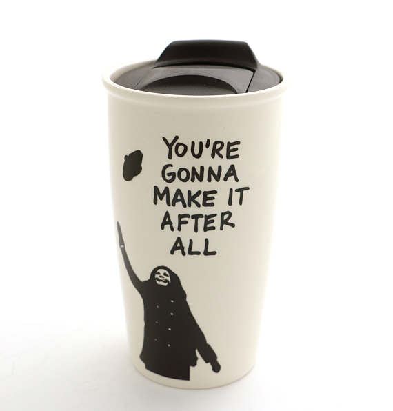 Mary Tyler Moore Eco Travel Mug - You're Gonna Make it After All