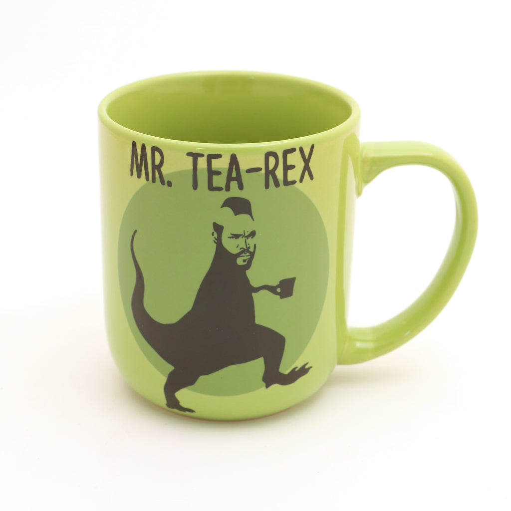 Mr. Tea Rex Mug