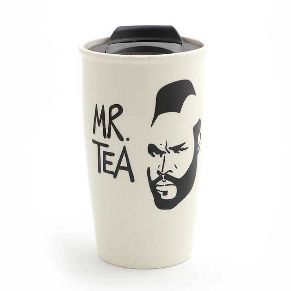 Mr T Tea Eco Travel Mug