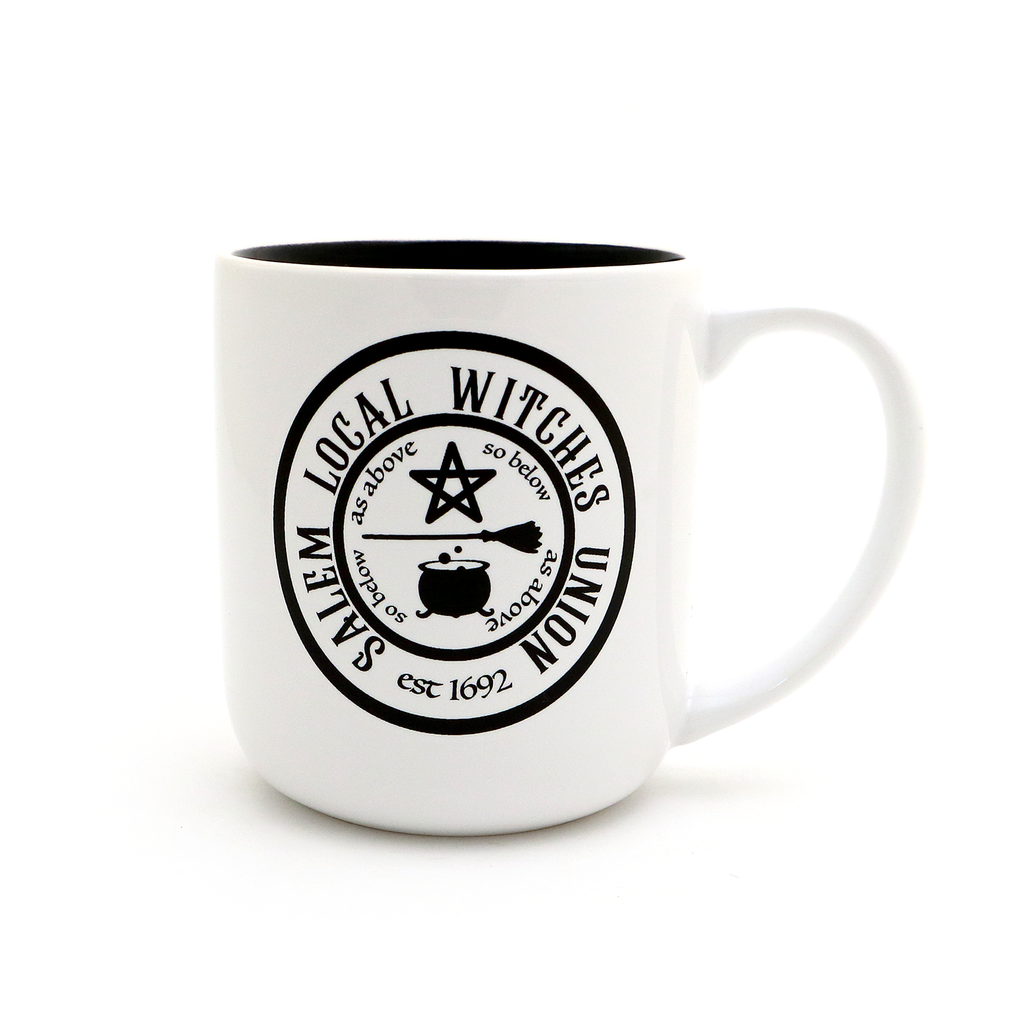 Salem Witches Union Mug, Halloween, Witch mug