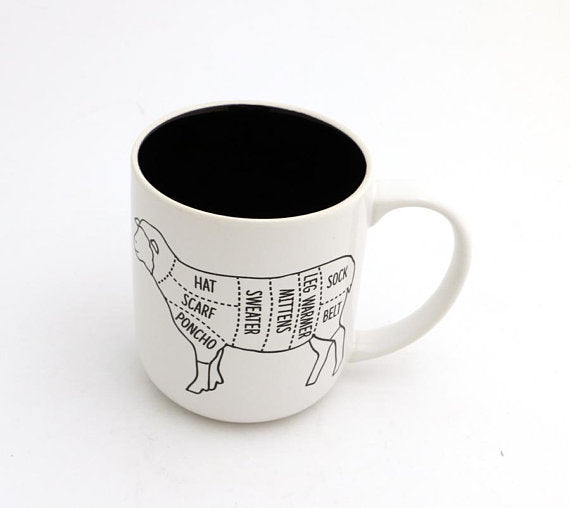 READ FULL DESCRIPTION TO PERSONALIZEEwe will love this mug! Created in my New Jersey studio from