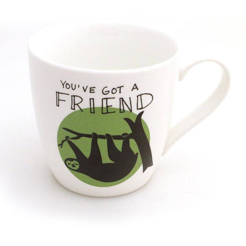 Sloth Mug - You've Got a Friend