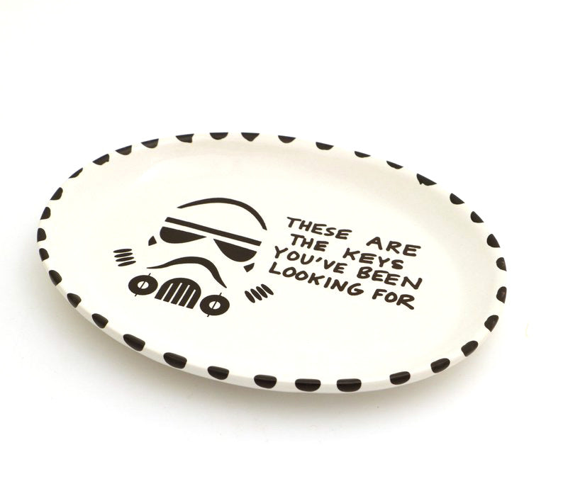 Star Wars key plate , storm trooper - these are the keys you're looking for! Ever feel like your s